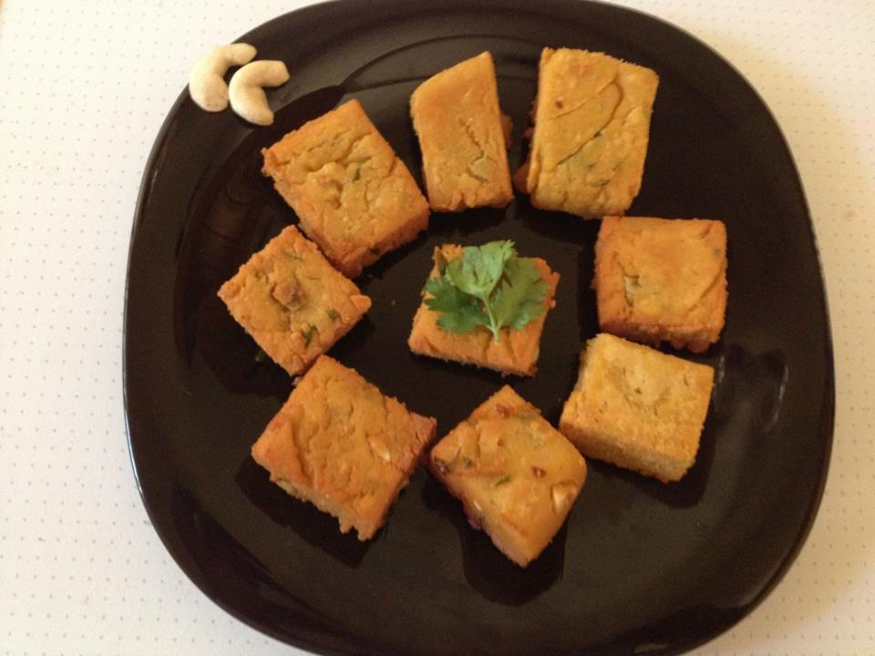 Cake Recipes For Beginners In Marathi: Marathi Besan Flour Cakes